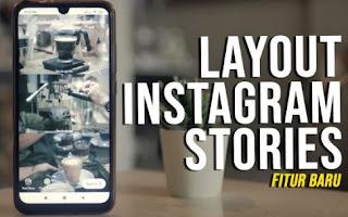 Cara Menggunakan Layout Instagram dengan Filter