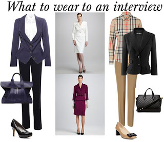 Interview dress code for women