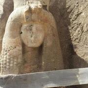 В Египте нашли алебастровую статую бабушки Тутанхамона