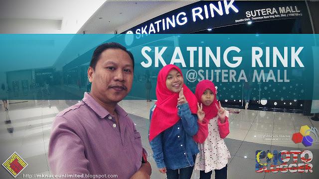 Skating Rink Sutera Mall Getaway