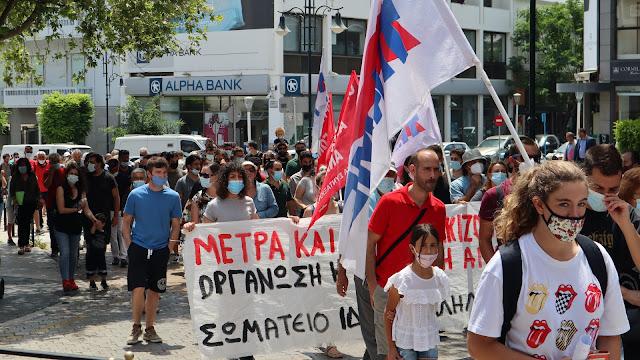 Ρόδος απεργία 10 Ιούνη 2021