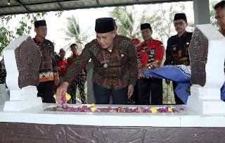 Haul Radin Inten II Ke-162, Nanang : Janganlah Sekali Kali Melupakan Sejarah