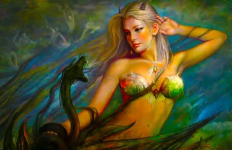 Mystery Of Poison Girls - Myth Of The Venomous Visha Kanyas Of Ancient India