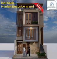 Rumah Hunian Islami 3 Lantai Di Solear Tangerang