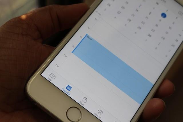 La app de Outlook para iOS se actualizó con varias funciones