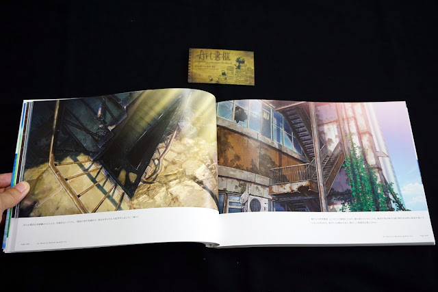 DSC02027 - 天氣之子 美術畫集 天気の子 美術画集 Weathering With You ART BOOK ( 新海誠 Shinkai Makoto )