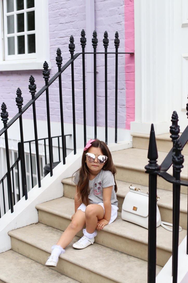 toddler model and fashion blogger