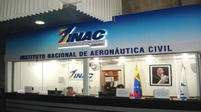 INAC autoriza operaciones aerocomerciales en la semana de flexibilización