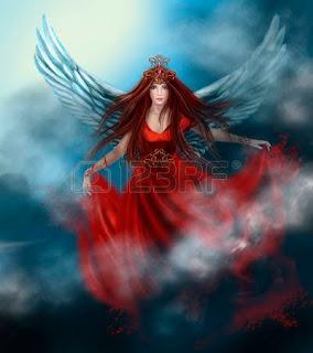 the queen of heaven in terror