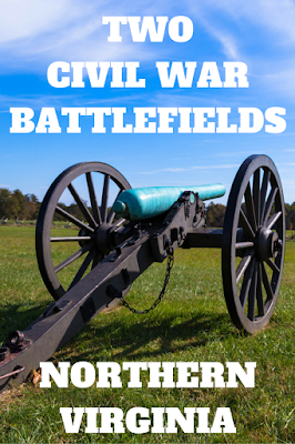Travel the World: Seeing two Civil War battlefields in one at Manassas National Battlefield Park in Northern Virginia.