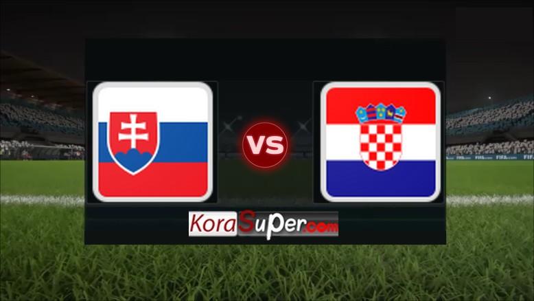 مشاهدة كرواتيا وسلوفاكيا 06-09-2019