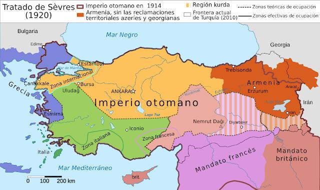 10 datos históricos sobre la Primera República de Armenia