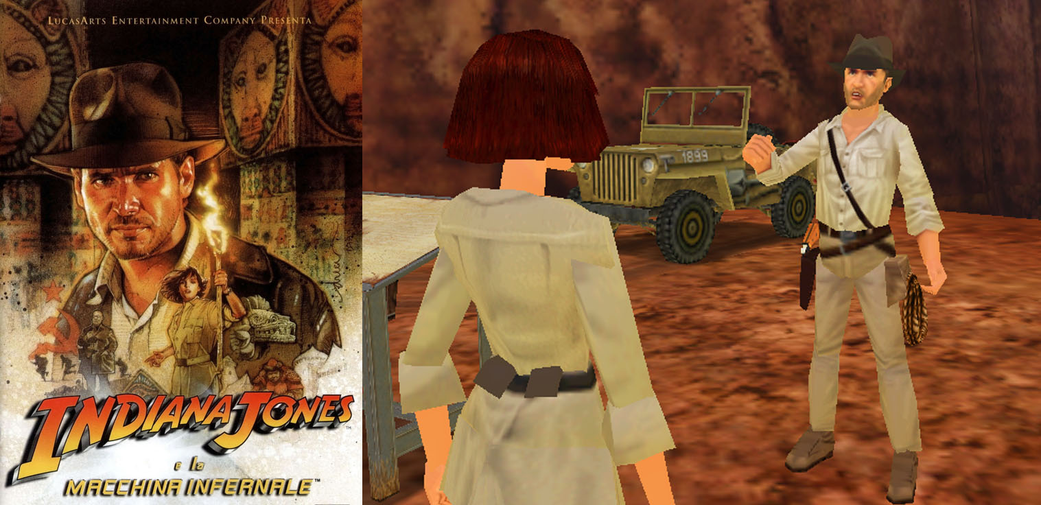 Indiana Jones e la macchina infernale 1999