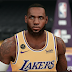 Lebron James Cyberface, Hair and Body Model V3 By awei [FOR 2K21]