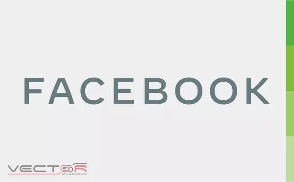 Facebook, Inc. Logo - Download Vector File CDR (CorelDraw)