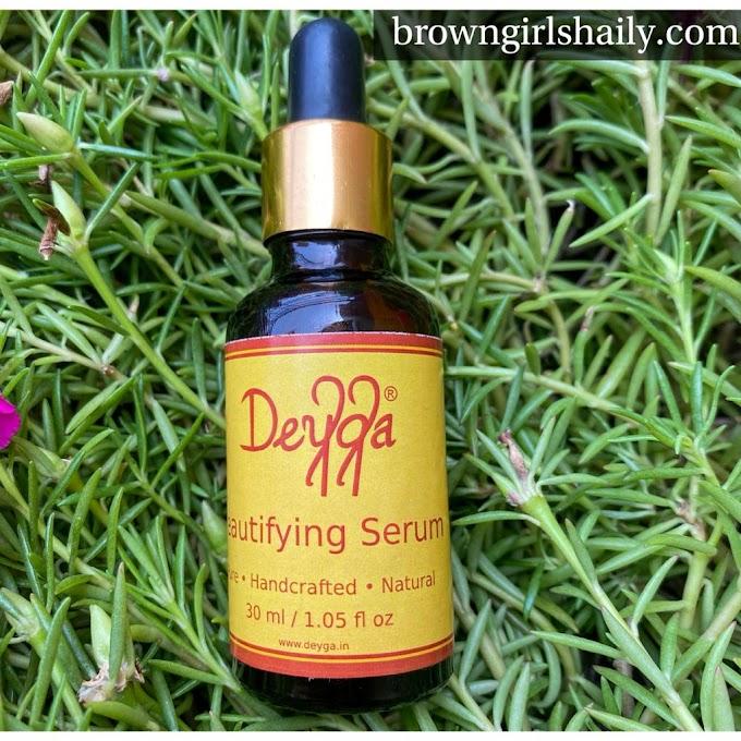 Deyga Beautifying Serum Review