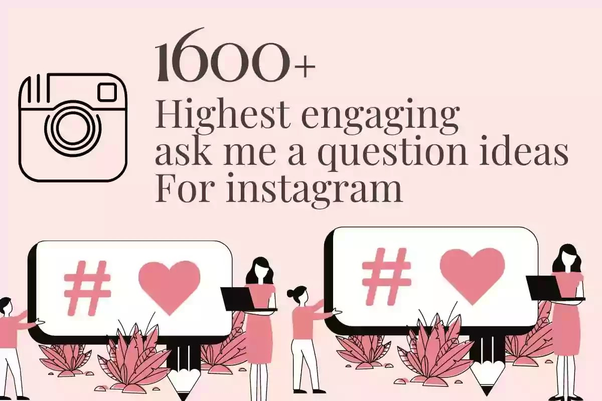 1600+ most engaging Instagram ask me a question ideas