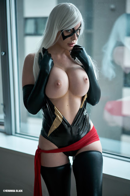 Veronika Black super sexy big boobs
