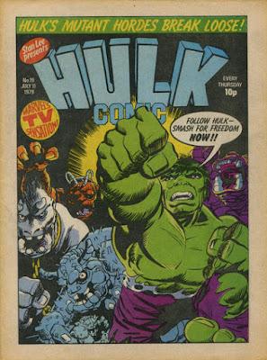 Hulk Comic #19