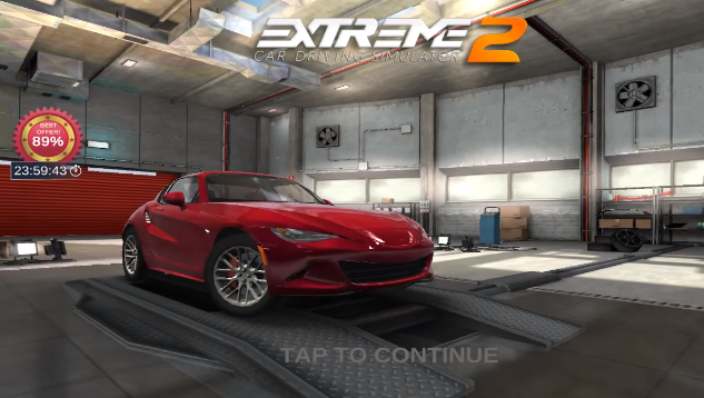 Extreme Car Driving Simulator 2 v1.0.5p1 Mod Apk Offline (Unlimited Money)