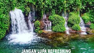 SESIBUK APAPUN, JANGAN LUPA Refreshing