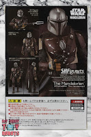 S.H. Figuarts The Mandalorian Box 03