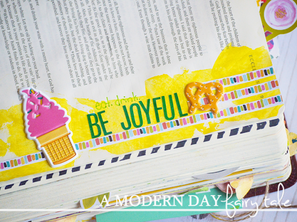 Journaling Joy {A Look at the NEW Delight in His Day Collection from Illustrated Faith & Dayspring} #Dayspring #IllustratedFaith