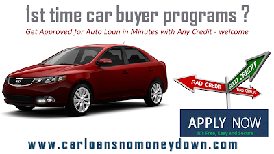 how to avail a first time car buyer program auto loans for a new car prepare yourself for a. Black Bedroom Furniture Sets. Home Design Ideas