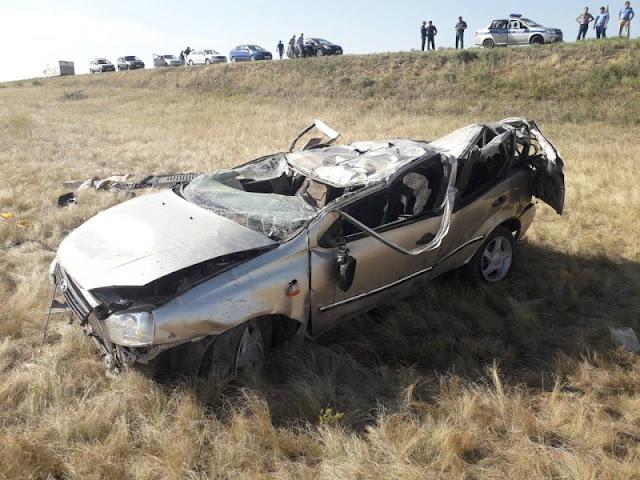 На границе с Башкирией произошло ДТП: 7 погибших