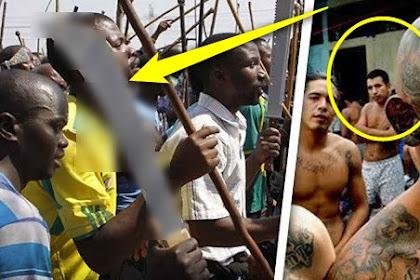 Inilah 5 Gangsters Paling Berbahaya dan Menakutkan di Dunia!