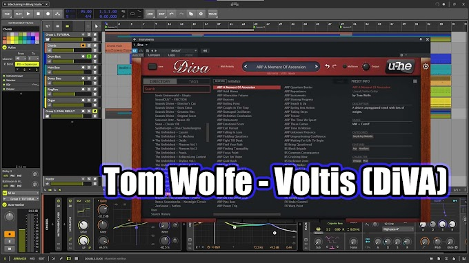 Voltis (DiVA) by Tom Wolfe