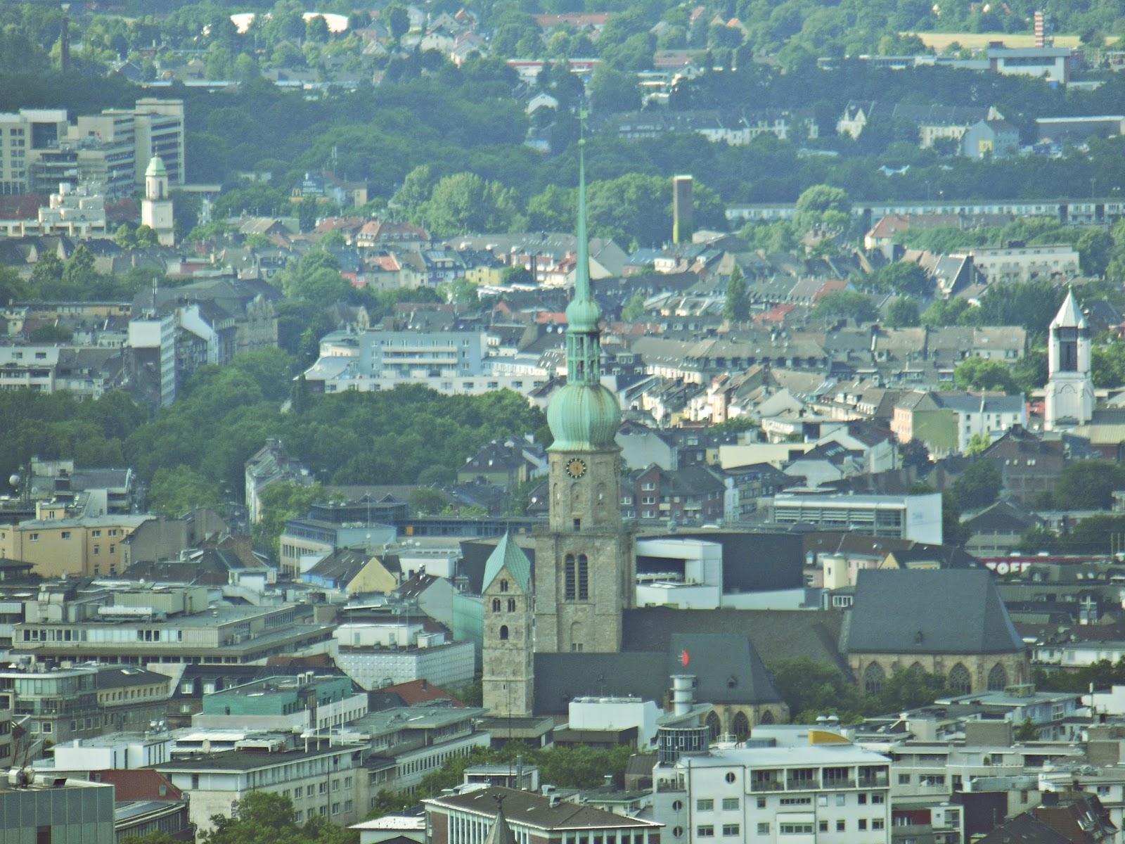 Najlepszy punkt widokowy w Dortmundzie