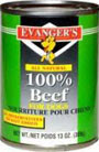 Picture of Evanger's 100% Beef Classic Canned Dog Food