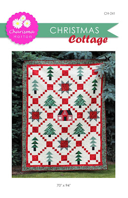 Christmas Cottage pattern by Charisma's Corner
