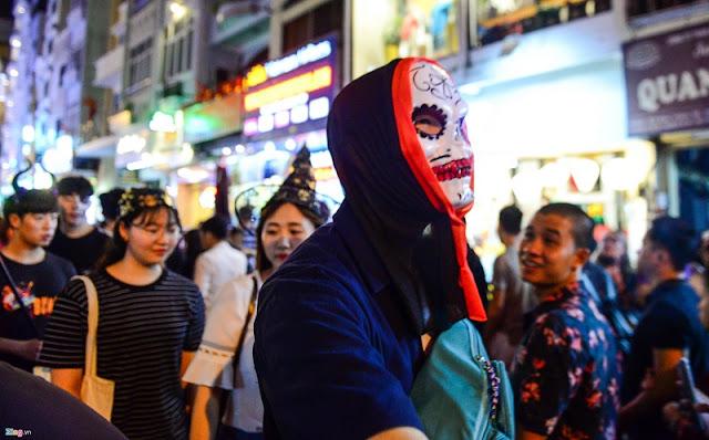 Experience: Celebrating The Greatest Halloween On Vietnam 1