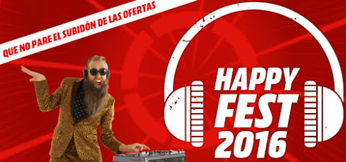 Mejores ofertas Happy Fest 2016 II Media Markt