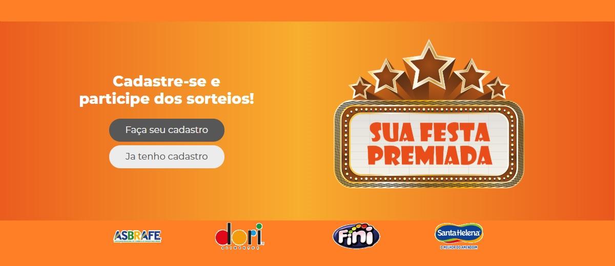 Participar Promoção Sua Festa Premiada Prêmios