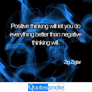 Zig Ziglar positive quote
