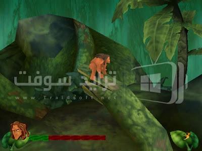 لعبة Tarzan 2020 مضغوطة للكمبيوتر برابط واحد