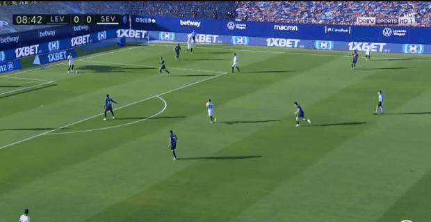 الان مشاهدة مباراة اشبيلية وليفانتي بث مباشر اليوم 15-06-2020 في الدوري الاسباني