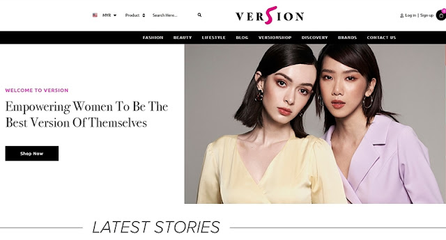 VER5ION, Latest Health News, Beauty Hacks, Fashion Trends, Malaysia Brands, Beauty, Fashion, Lifestyle, Malaysia Trends