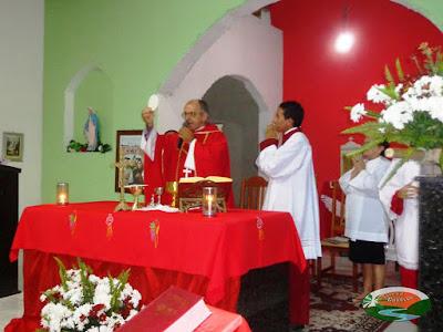 Encerra-se a festa de São Mateus 2018