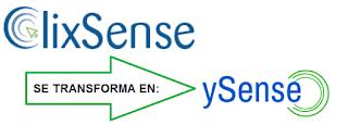 logotipo de ysense