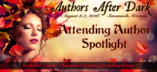 Authors After Dark Spotlight: Jo Vanz