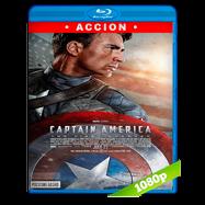 Capitán América: El primer vengador (2011) PLACEBO Full HD 1080p Latino