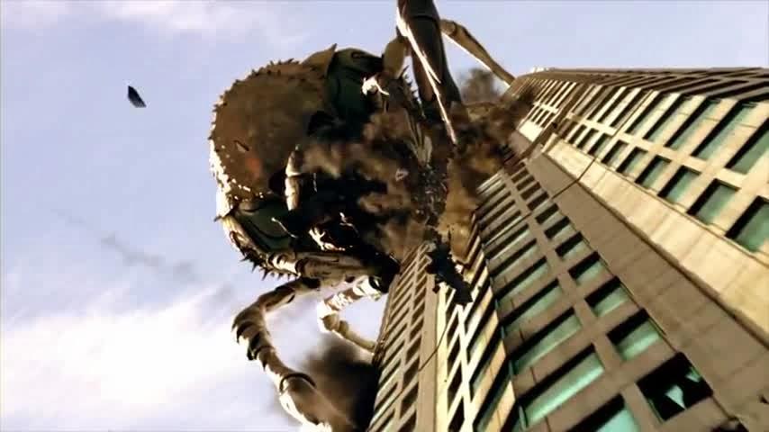 big ass spider! review 3