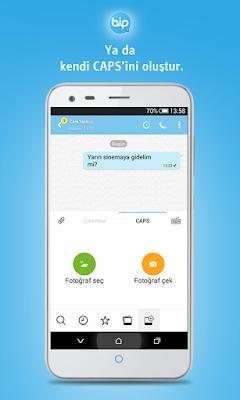 تحميل برنامج BiP messenger للاندرويد مجانا