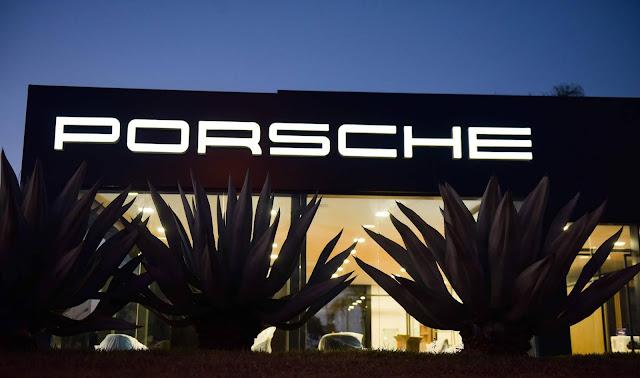 Porsche inaugura concessionária em Goiânia com Eurobike