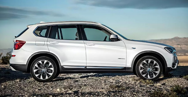 2017 BMW X3 Review