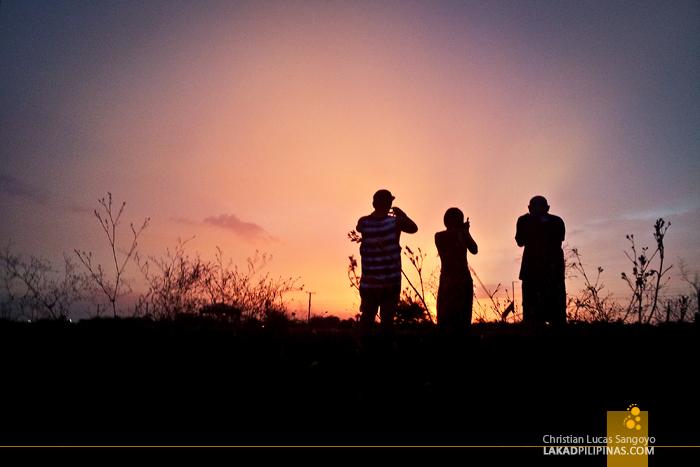 Microtel Cabanatuan Sunset